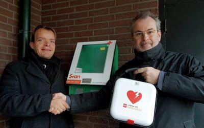 Groeiend aantal AED's in Leidschendam-Voorburg